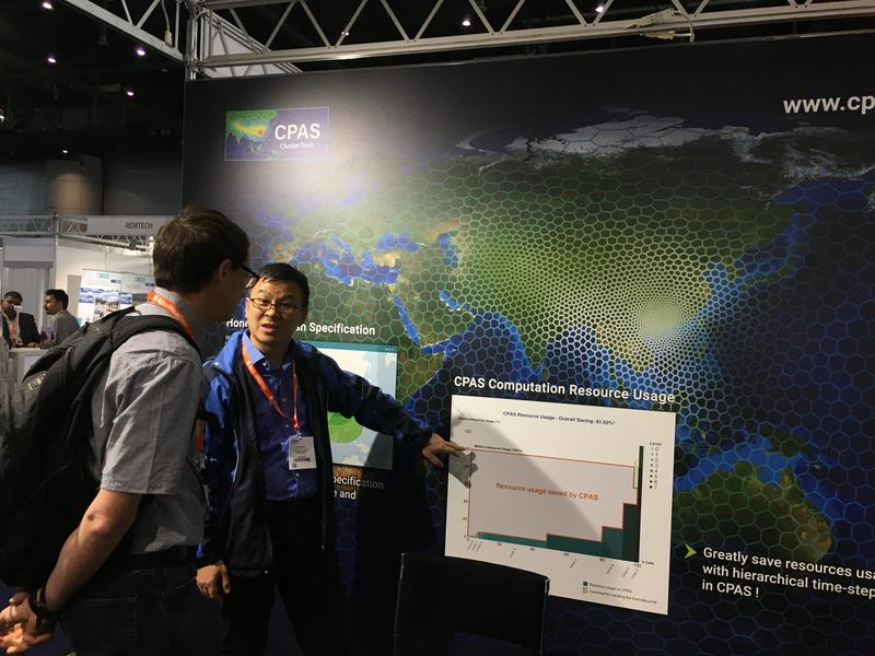 Meteorological Technology World Expo 2019